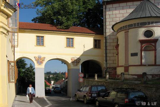 Jindřichův Hradec -