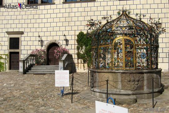 Jindřichův Hradec Chateau -