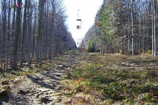 Kleť cable-railway -