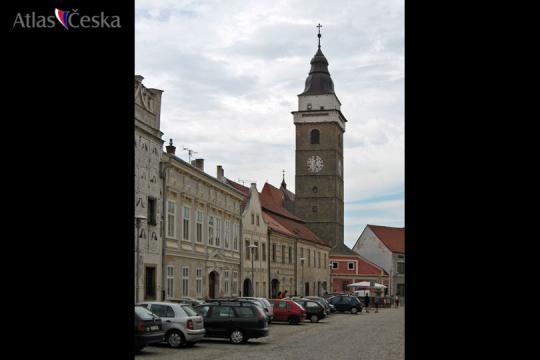 Slavonice -