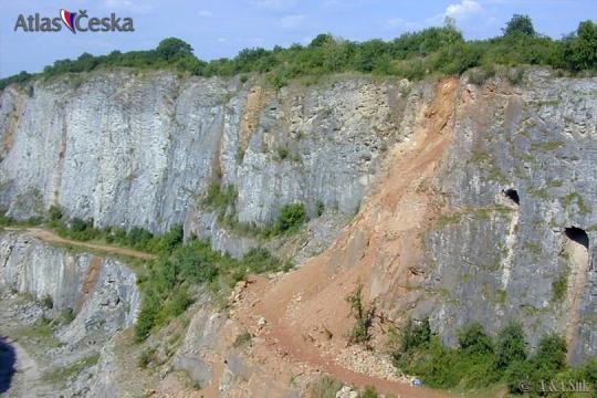 Quarries at 'Amerika' -