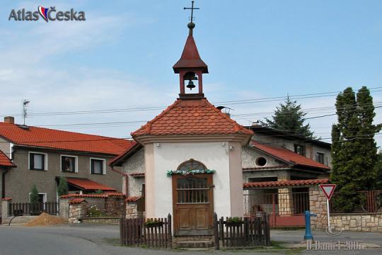 Malá Hraštice Chapel -