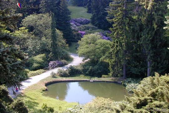Průhonice park -