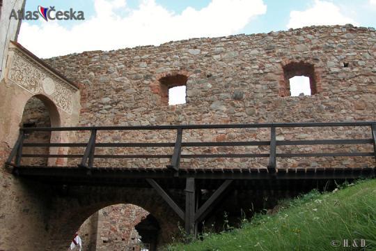 Točník Castle -
