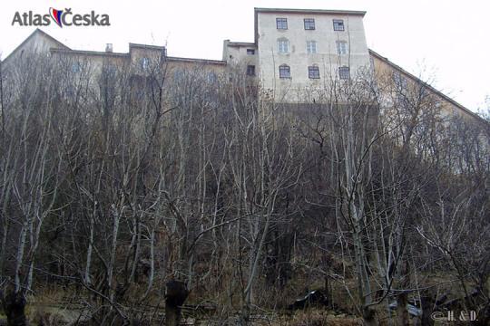 Vimperk Castle -