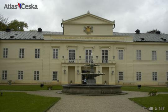Kynžvart Chateau -