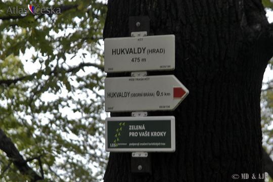 Hrad Hukvaldy -