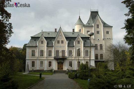 Zámek Studénka -