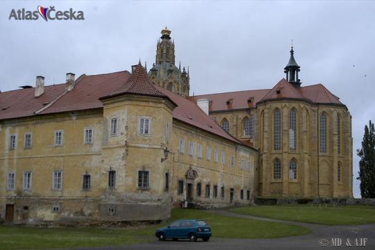 Kladruby monastery -