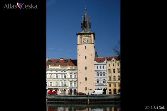 Staroměstská vodárenská věž -
