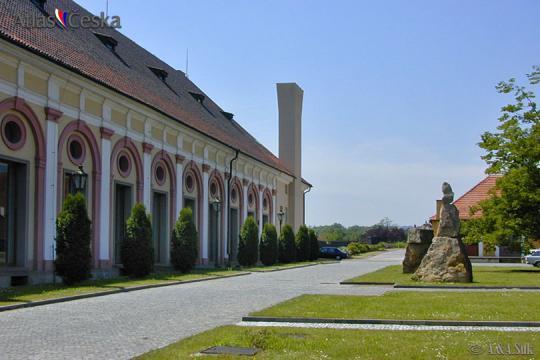 Jízdárna Pražského Hradu -