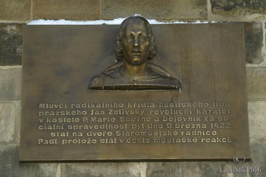 Želivský Jan -