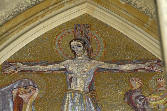 Ukřižování Krista -